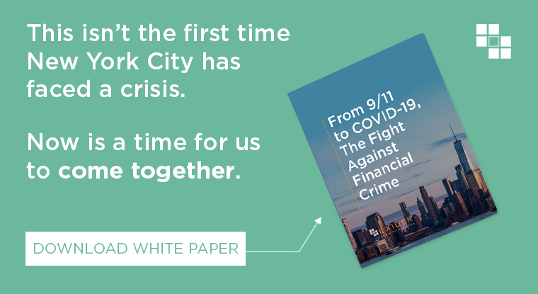 This isn't the first time New York City has faced a crisis. Now is a time for us to come together.
